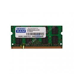 MODULO MEMORIA RAM S/O DDR2 2GB PC800 GOODRAM RETAIL - Imagen 1