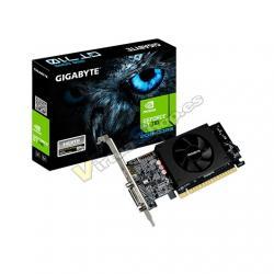 TARJETA GRÁFICA GIGABYTE GT 710 2GB GDDR5 LOW PROFILE - Imagen 1