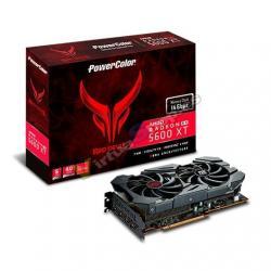 TARJETA GRÁFICA POWERCOLOR RED DEVIL RX 5600XT OC 6GB GDDR - Imagen 1
