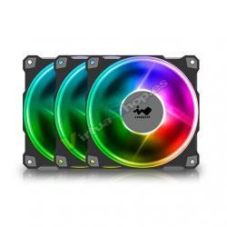 VENTILADOR 120X120 IN WIN JUPITER AJ120 ARGB PACK 3UDS - Imagen 1