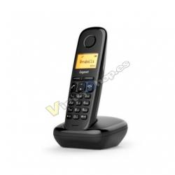 TELEF INALAMBRICO DECT DIGITAL GIGASET A170 NEGRO - Imagen 1