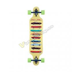 PATINETE LONGBOARD MILLER COLLECTION 38 - Imagen 1