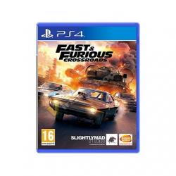 JUEGO SONY PS4 FAST FURIOUS CROSSROADS - Imagen 1
