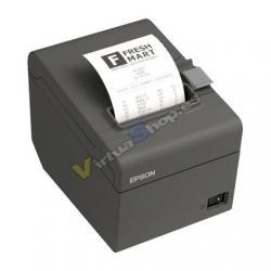 TPV IMPRESORA TICKETS EPSON TMT20II NEG USB/ETHERN - Imagen 1