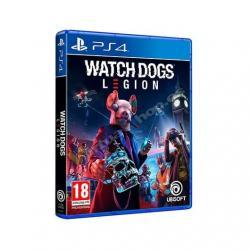 JUEGO SONY PS4 WATCH DOGS LEGION - Imagen 1