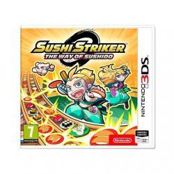JUEGO NINTENDO 3DS SUSHI STRIKER THE WAY OF SUSHIDO - Imagen 1