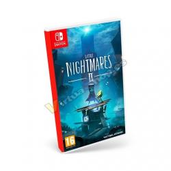 JUEGO NINTENDO SWITCH LITTLE NIGHTMARES II DAY ONE MINI BSO - Imagen 1