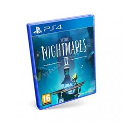JUEGO SONY PS4 LITTLE NIGHTMARES II DAY ONE ED. MINI BSO/DL - Imagen 1