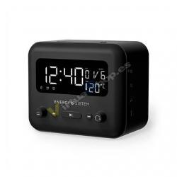 RADIO DESPERTADOR ENERGY SISTEM CLOCK SPEAKER 2 NE ALARMA D - Imagen 1