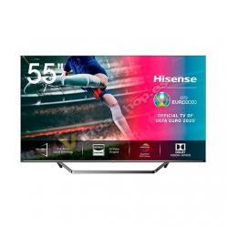 TELEVISIÓN ULED 55 HISENSE H55U7QF SMART TELEVISIÓN 4K U - Imagen 1