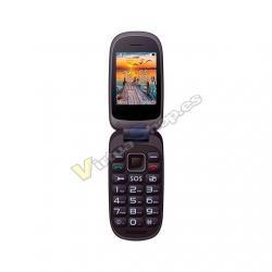 MOVIL SMARTPHONE MAXCOM COMFORT MM818 NEGRO/ROJO - Imagen 1