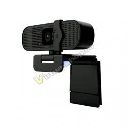 WEBCAM FHD APPROX APPW920PRO NEGRO 1920X1080P/2K/30FPS/75º - Imagen 1