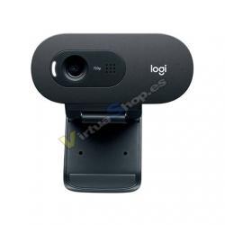 WEBCAM HD LOGITECH C505 NEGRA - Imagen 1