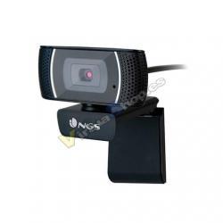 WEBCAM NGS XPRESS CAM 1080 NEGRO MICROFONO/USB/1920X1080/60 - Imagen 1