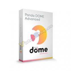 SOFTW PANDA ANTIVIRUS DOME ADVANCED TARJETA OEM/2 DISPOSITI - Imagen 1