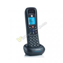 TELEFONO INALAMBRICO DECT DIGITAL MOTOROLA CD4001 - Imagen 1