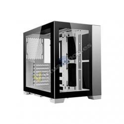 TORRE ATX LIAN LI PC-O11 DYNAMIC MINI BLANCO CRISTAL TEMPLA - Imagen 1