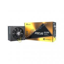 FUENTE ATX 650W SEASONIC FOCUS GX 650 80+ GOLD/FULL MODULAR - Imagen 1