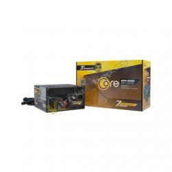 FUENTE ATX 650W SEASONIC CORE GM 650 80+ GOLD/SEMI MODULAR/ - Imagen 1