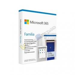 SOFTWARE MICROSOFT OFFICE 365 FAMILY - Imagen 1