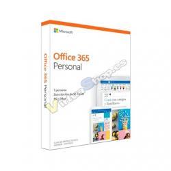 SOFTWARE MICROSOFT OFFICE 365 PERSONAL - Imagen 1