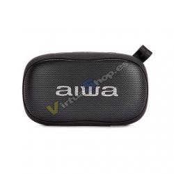 ALTAVOZ AIWA BS-110BK BLUETOOTH NEGRO 2X5W/MANOS LIBRES/BLU - Imagen 1