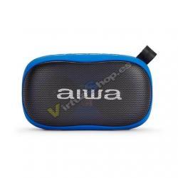 ALTAVOZ AIWA BS-110BL BLUETOOTH AZUL 2X5W/MANOS LIBRES/BLUE - Imagen 1