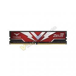 MODULO DDR4 8GB 2666MHz TEAMGROUP ZEUS ROJO CL 19/1.2V TTZD - Imagen 1