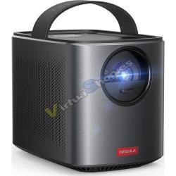 PROYECTOR PORTATIL NEBULA MARS II PRO 720P 500L NEGRO HDMI, USB, BLUETOOTH, WIFI - Imagen 1