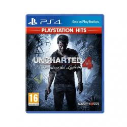 JUEGO SONY PS4 HITS UNCHARTED 4 - Imagen 1