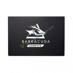 HD 2.5 SSD 480GB SATA 6 SEAGATE BARRACUDA Q1 LECTURA 550MB - Imagen 1