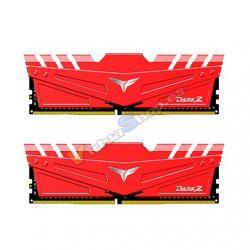 MODULO MEMORIA RAM DDR4 16GB(2X8G) PC3200 TEAMGROUP DARK Z - Imagen 1
