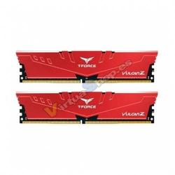 MODULO DDR4 16GB 2X8GB 3200MHz TEAMGROUP VULCAN Z ROJO/CL 1 - Imagen 1