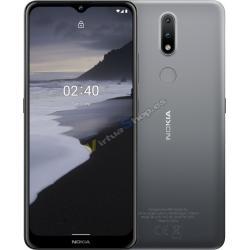 SMARTPHONE NOKIA 2.4 3GB 64GB 6.5 HD+ 13MPX+2MPX 5MPX NEGRO - Imagen 1