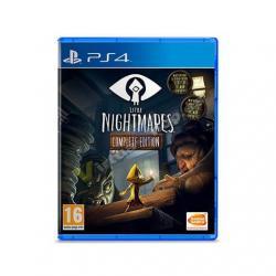 JUEGO SONY PS4 LITTLE NIGHTMARES COMPLETE EDITION INCLUYE E - Imagen 1
