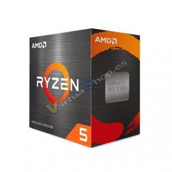 PROCESADOR AMD AM4 RYZEN 5 5600X 6X4.6GHZ/35MB BOX - Imagen 1
