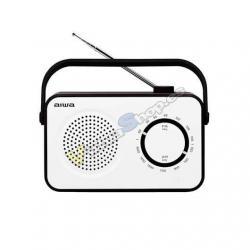 RADIO PORTATIL AIWA R-190BW BLANCO - Imagen 1