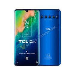 MOVIL SMARTPHONE TCL 10 PLUS 6GB 64B DS AZUL - Imagen 1