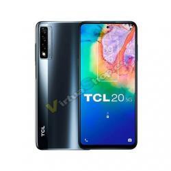 MOVIL SMARTPHONE TCL 20 6GB 256GB 5G DS GRIS - Imagen 1