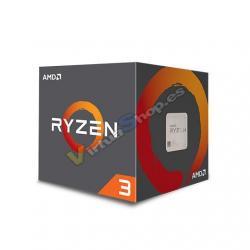 PROCESADOR AMD AM4 RYZEN 3 1200 4X3.4GHZ/10MB BOX - Imagen 1