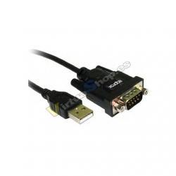 ADAPTADOR USB(A) M A PUERTO COM M APPROX APPPCI2S - Imagen 1