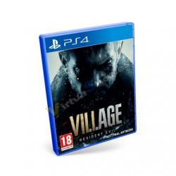 JUEGO SONY PS4 RESIDENT EVIL VILLAGE - Imagen 1