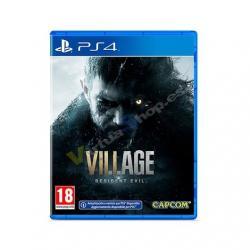 JUEGO SONY PS4 RESIDENT EVIL VILLAGE LENTICULAR - Imagen 1