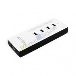 CARGADOR USB 4 PUERTOS APPROX APPUSB4PW 25W BLANCO - Imagen 1