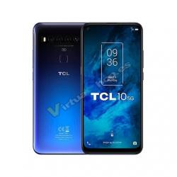MOVIL SMARTPHONE TCL 10 6GB 128GB 5G DS AZUL - Imagen 1