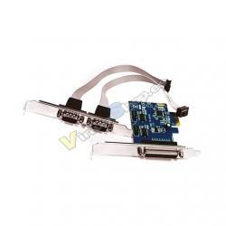 TARJETA PCI-E PUERTO LPT+2XCOM APPROX APPPCIE1P2S - Imagen 1
