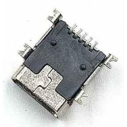 PS3 CONECTOR MINI USB 3+2 PINES ANCLADO