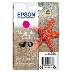 TINTA EPSON 603 MAGENTA - Imagen 1