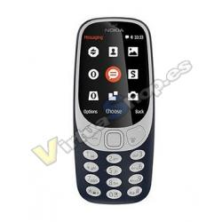 "TELEFONO MOVIL NOKIA 3310 AZUL 2,4"" - Imagen 1"