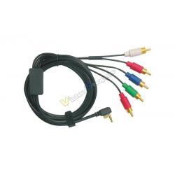 PSP CABLE COMPONENTES RGB + AUDIO